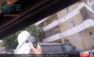 IS Fighter Photographs Assassination of Criminal Investigation Colonel in Aden
