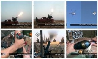 Jabhat Fateh al-Sham Claims Targeting Syrian and Russian Aircraft in Aleppo, Attacks on Regime in Homs