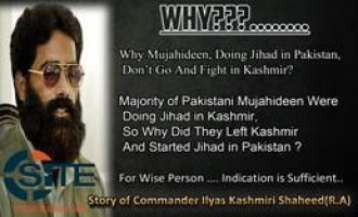 TTP Gives Jihadi Biography of Ilyas Kashmiri to Explain Priority to Fight in Pakistan Before Kashmir
