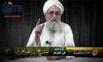 "Zawahiri Urges Sunnis in Iraq to Mount Long-Term Guerilla War Against ""New Safavid-Crusader Occupation"""