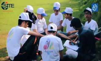 Gaza-based Jihadi Group Releases Video on Summer Camp for Children