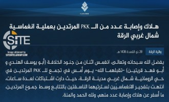 IS Claims Suicide Attack Involving Indian Fighter in Raqqah