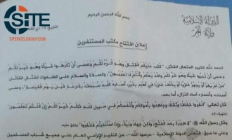 IS Document Announces Compulsory Military Enlistment in its al-Khayr Province
