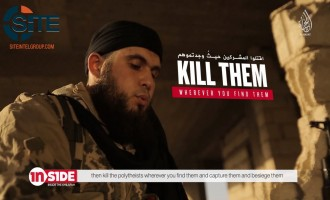 "IS Supporters Immediately Promote ""Just Terror Tactics"" Offered by Australian IS Fighter in Video"