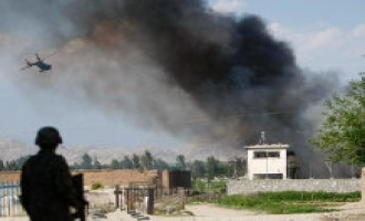 Afghan Taliban Claims Killing Dozens in Suicide Raid at Jalalabad Airport