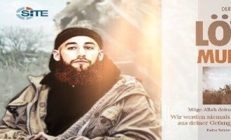 German Jihadist Incites for Jihad, Support to Imprisoned Islamist
