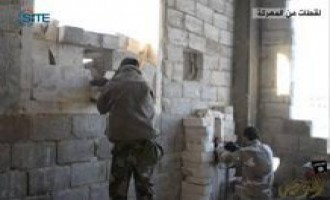 Moroccan-Led Jihadi Group in Syria Shows Scenes from Raid on Central Prison in Aleppo