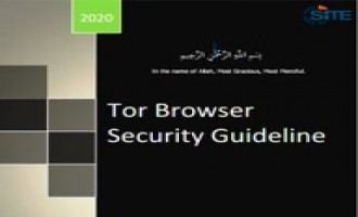 Tor Security Guidelines Distributed on AQ-Affiliated Forum