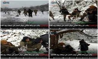 Syrian Rebel Groups Claim Attacking Regime in Hama, Report Activity in Homs, Latakkia, Aleppo, Qalamoun