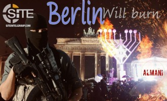 "IS Supporter Threatens ""Berlin Will Burn"""