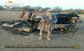 Al-Qaeda's Mali Branch Estimates 8 Malian Soldiers Killed and Wounded in Blast in Mopti