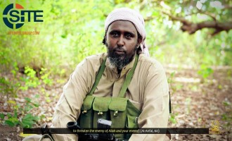 Shabaab Spokesman Urges Muslims Respond with Weapons to U.S. Recognition of Jerusalem as Israel's capital