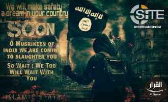 Kashmir-Centric pro-IS Group Threatens Attacks in India