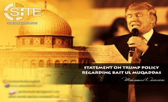 "TTP Calls Trump's Recognition of Jerusalem as Israel's capital an ""Open Declaration of War Against Muslims"""