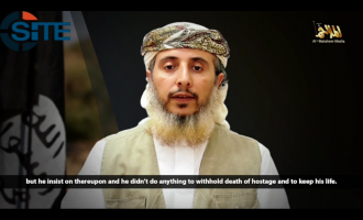 AQAP Holds Obama Accountable for Death of American and South African Hostages in New Video