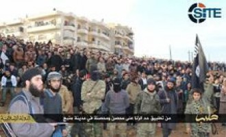 IS Beheads Four Men who Insulted God in Homs, Stones Male and Female Adulterers in Aleppo