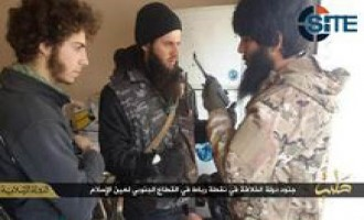 IS Claims Taking Control Over Parts of Southern Kobani