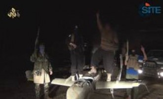 IS Video Profiles Iranian UAV Shot Down in Diyala