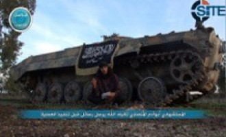 Al-Nusra Front Publishes Photos of Sheikh Miskeen Attack, Two Bombers