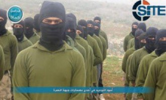 Al-Nusra Front Publishes Photos Showing Islamic Gathering, Training Camp in Hama