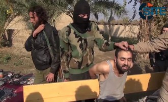IS Beheads Syrian Soldier, Children Mock Headless Corpse in Video