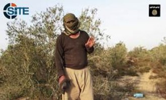 "IS' ""Sinai Province"" Executes Two Agents of Egyptian Army in Video"