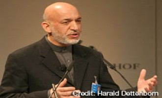 Afghan Taliban Remarks on NATO Forces Killing Karzai Cousin