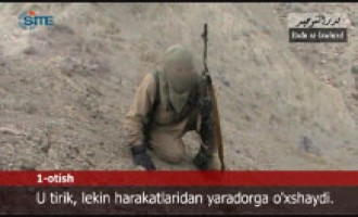 IJU Video Shows Sniping of an Afghan Soldier in Paktika