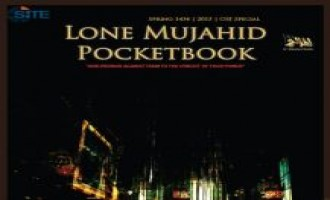 "AQAP Compiles ""Inspire"" Manuals into ""Lone Mujahid Pocketbook"""