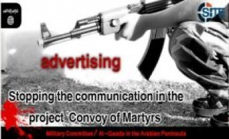 "AQAP Representative Announces End of ""Convoy of Martyrs"" Project"