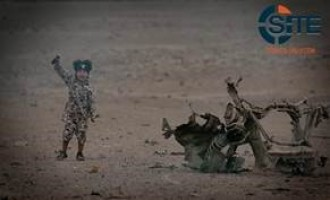 IS Video Shows Child Executing Spies by Remote Detonation of VBIED