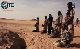 IS' Hadramawt Province Beheads Yemeni Soldiers in Video, Assassinates Opposition Fighter in Market in Broad Daylight