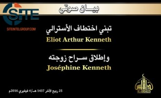 AQIM's al-Murabitoon Division Claims Kidnapping Australian Couple in Burkina Faso