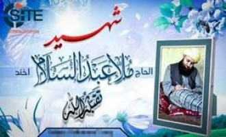 "Afghan Taliban Mourns its Kunduz ""Governor"" Killed in U.S. Airstrike"