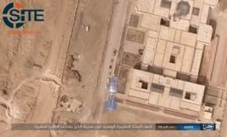 IS Claims Striking Russian Delegation in Deir al-Zour with Weaponized UAV