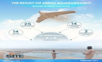 Pro-IS Group Releases Infographic on Explosive-Equipped UAV Results