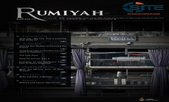 "IS Releases 6th Issue of Rumiyah Magazine, Derides Turkish-Proposed ""Safe Zone"" in Syria"