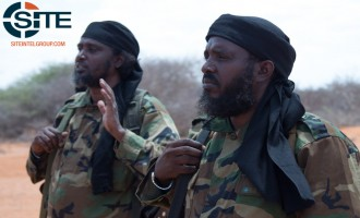 "Shabaab Official Threatens New Somali President with ""Vicious War"""