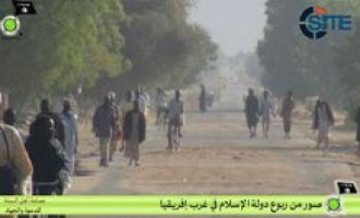 Boko Haram Media Division Publishes Pictures of People, Landscapes in Group-Held Territory