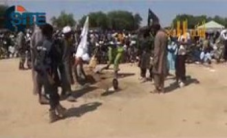 Boko Haram Releases Video on Implementing Shariah Law on Muslims in Nigeria