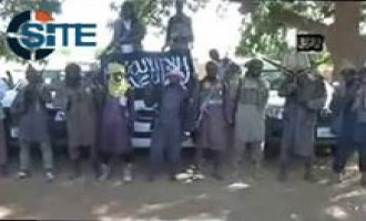 Boko Haram Video Shows Clash in Yobe State, Fighters Inside Government House