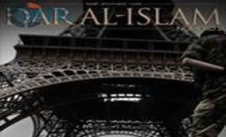 "French-Division of IS' al-Hayat Releases Second Issue of ""Dar al-Islam"" Magazine"