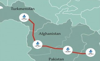 "Afghan Taliban Declares Support and ""Authorship Privilege"" of TAPI Gas Pipeline Project"