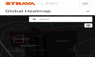 Jihadist Urges IS Capitalize on Secret Military Bases Revealed by Fitness Tracker App Maps