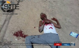 IS Claims Assassinating Somali Special Forces Member in Afgoye