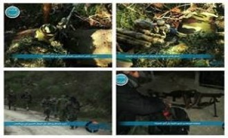 NF Claims Attacks on Regime Forces in Lattakia