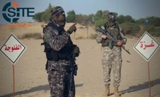 Gaza-based Jihadi Group Urges Sunnis to Support Their Brethren in Fallujah