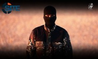 IS Fighter Challenges and Threatens Britain, Group Executes Alleged Spies for Britain in Video