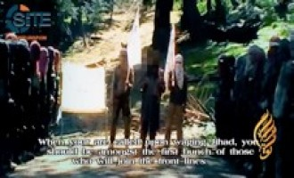 "Afghan Taliban Video Shows Fighters Training, Threatens U.S., Invites ""Muslim Brothers"" to Jihad"