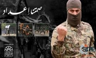 Ahrar al-Sham Video Shows Military Training, Threatens Defeat for Syrian Regime